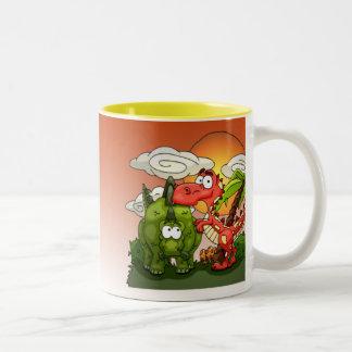 Dino Fun Mug