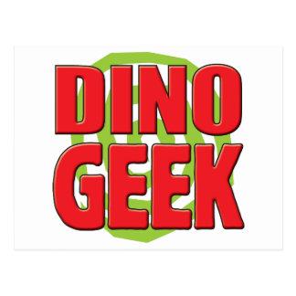Dino Geek Postcards