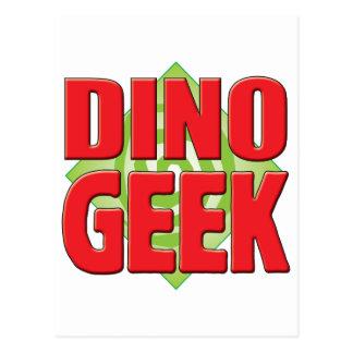 Dino Geek v2 Postcards