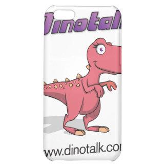 Dino Girl - iPhone 4 Case