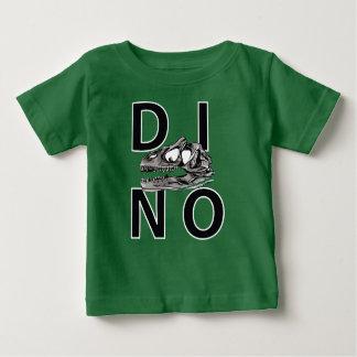 DINO - Green Baby Fine Jersey T-Shirt