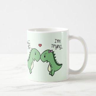 Dino Love Mug!