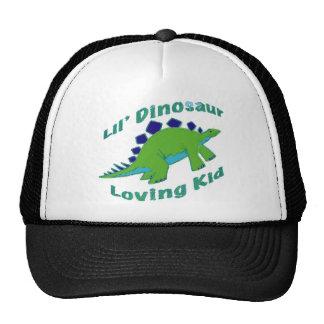 Dino Loving Kid Mesh Hat