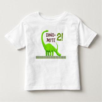 Dino-Mite Birthday dinosaur t-shirt