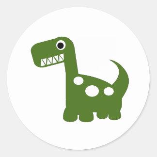 Dino-mite Stickers