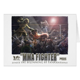 Dino_MMABattle_pankration Card