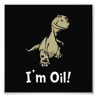 Dino Oil Photo