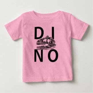 DINO - Pink Baby Fine Jersey T-Shirt