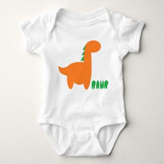 Dino Rawr Baby Bodysuit