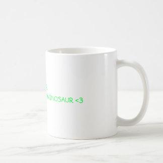 Dino Rawr Mug