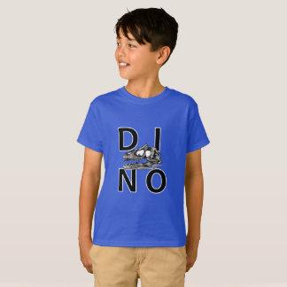 DINO - Royal Blue Kids' Hanes TAGLESS® T-Shirt