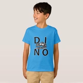 DINO - Sapphire Kids' Hanes TAGLESS® T-Shirt