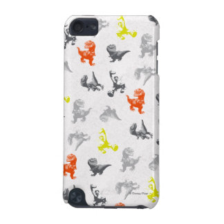 Dino Silhouette Pattern iPod Touch 5G Cases