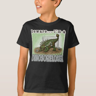 dino-sore-loser T shirt for kids