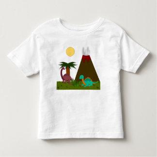 Dino Style Toddler T-Shirt