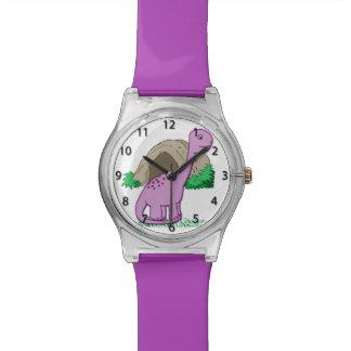 Dino the Dinosaur Cute Kid's Wrist Watch