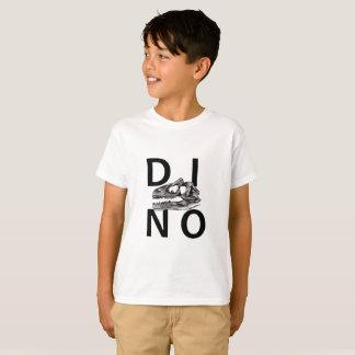 DINO - White Kids' Hanes TAGLESS® T-Shirt