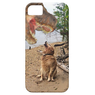 Dinos Dogs iPhone 5 Case