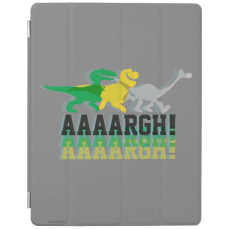 Dinos Say AAAARGH iPad Cover