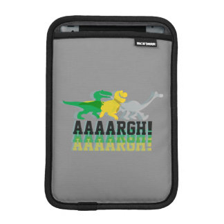 Dinos Say AAAARGH iPad Mini Sleeve