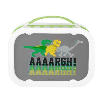 Dinos Say AAAARGH Lunch Box