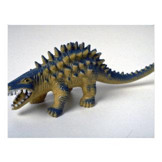 Dinosaur 21.5 Cm X 28 Cm Flyer