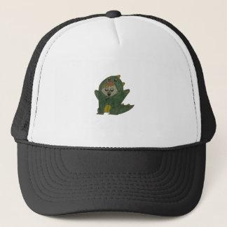 dinosaur apparel trucker hat