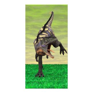 Dinosaur Aucasaurus Photo Cards