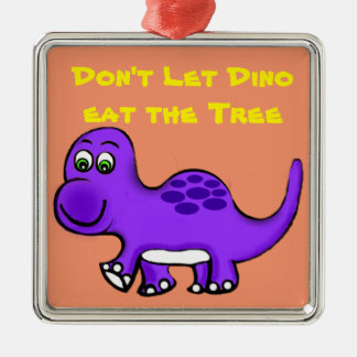 Dinosaur Baby Onament Christmas Ornament