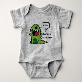 Dinosaur Baby Vest Baby Bodysuit