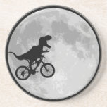 Dinosaur Bike & Moon