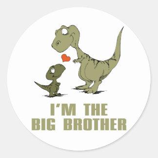 Dinosaur Brothers Sticker