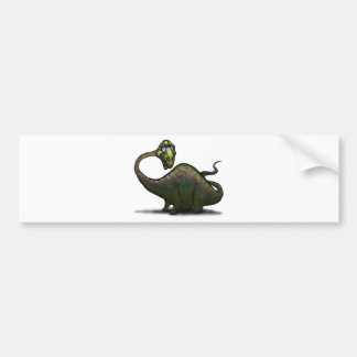 Dinosaur Bumper Stickers