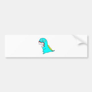Dinosaur Bumper Sticker