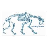 Dinosaur Business Card