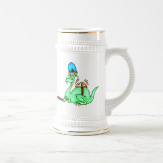 Dinosaur Catering Service Beer Steins