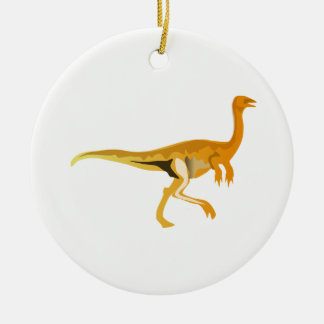 Dinosaur Christmas Ornament