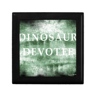 Dinosaur Devotee by Kaye Talvilahti Gift Box