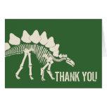 Dinosaur Dig Thank You