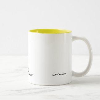Dinosaur, F*ck, Animal Mug