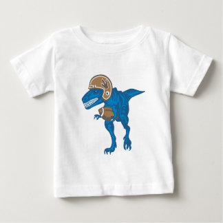 Dinosaur Football T-shirts