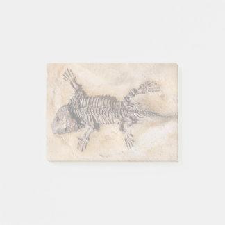 Dinosaur Fossil Post-it Notes