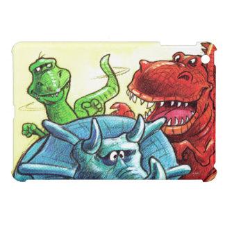 Dinosaur Friends Cover For The iPad Mini