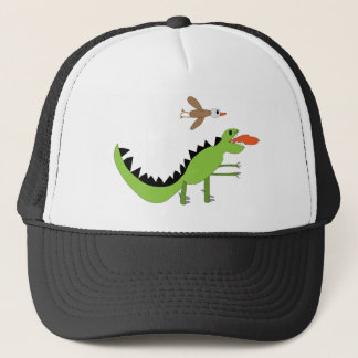 Dinosaur Friends Trucker Hat