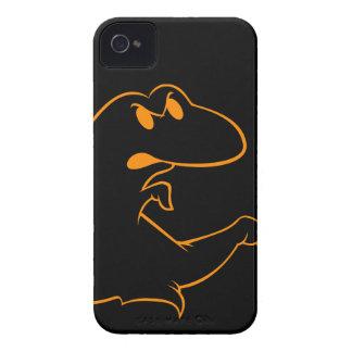 Dinosaur Ghost Case-Mate iPhone 4 Case