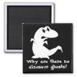 Dinosaur Ghost Fridge Magnets