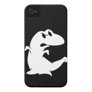 Dinosaur Ghost iPhone 4 Case