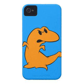 Dinosaur Ghost iPhone 4 Case-Mate Cases