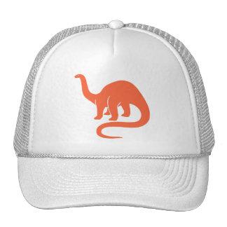 Dinosaur Hat - Orange