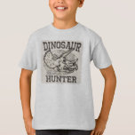 Dinosaur Hunter Design by Mudge Studios T-Shirt